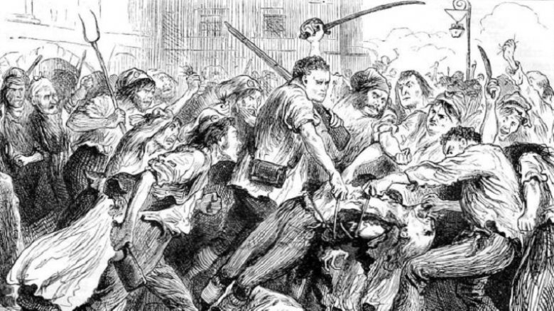 French Revolution lynching