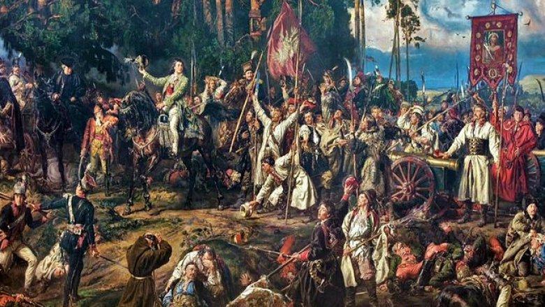 Poland uprising 1794