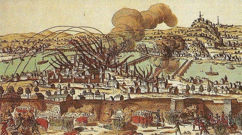 Siege of Lyon