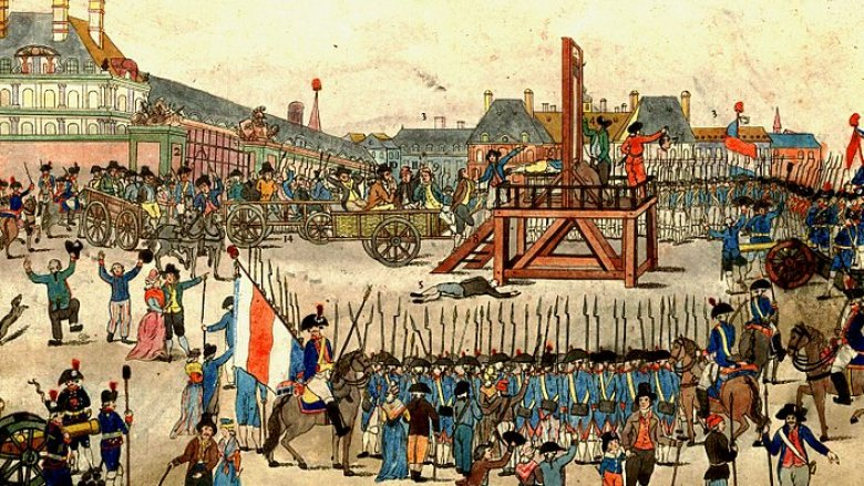 executions after Thermidor french revolution