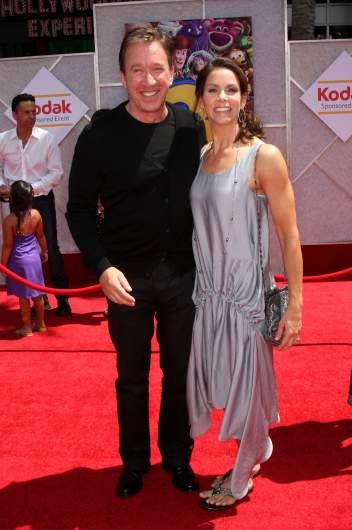 Tim Allen wife